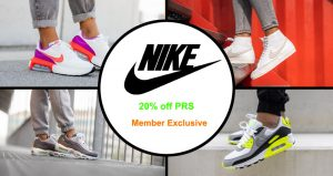 Nike March 2021 Promo Details