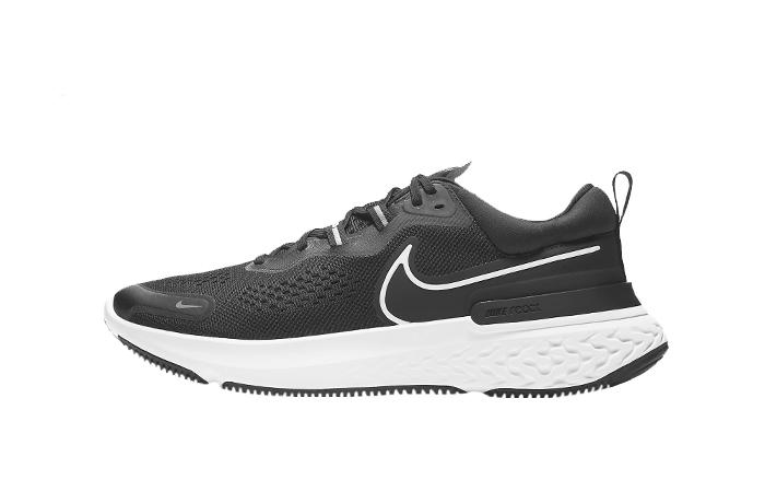 Nike React Miler 2 Black Smoke Grey CW7121-001 01