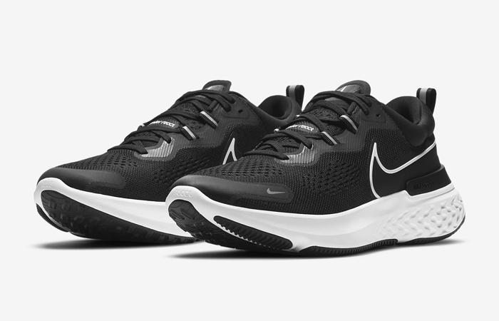 Nike React Miler 2 Black Smoke Grey CW7121-001 02