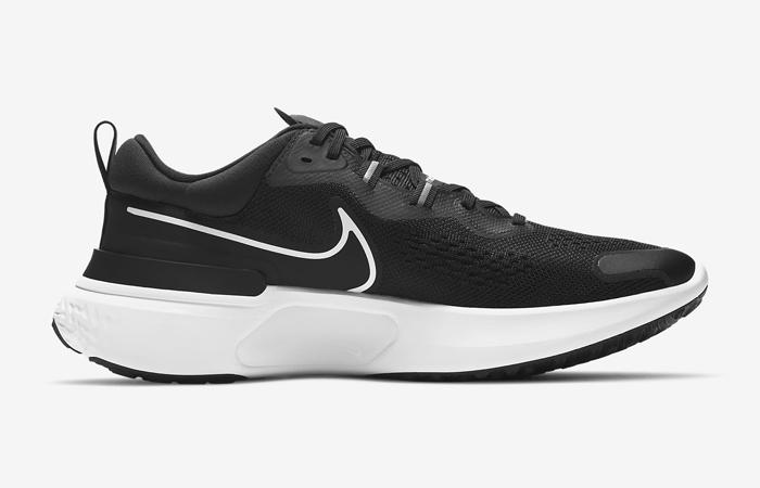 Nike React Miler 2 Black Smoke Grey CW7121-001 03