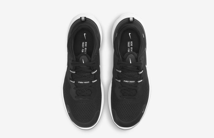 Nike React Miler 2 Black Smoke Grey CW7121-001 04