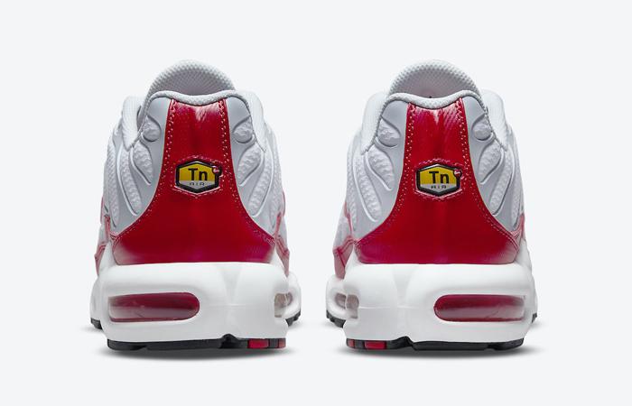 Nike TN Air Max Plus White University Red DM8332-100 05