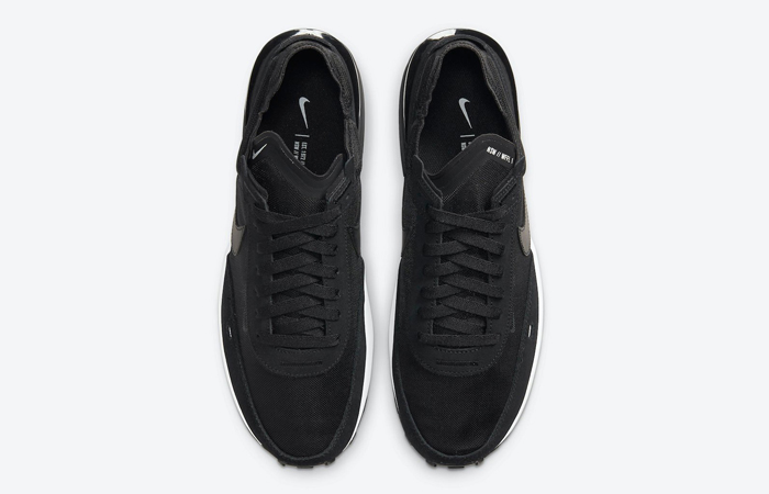 Nike Waffle One Black White DA7995-001 04