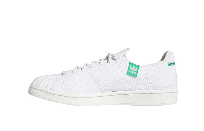 Pharrell adidas Superstar Primeknit Cloud White GX0194 01