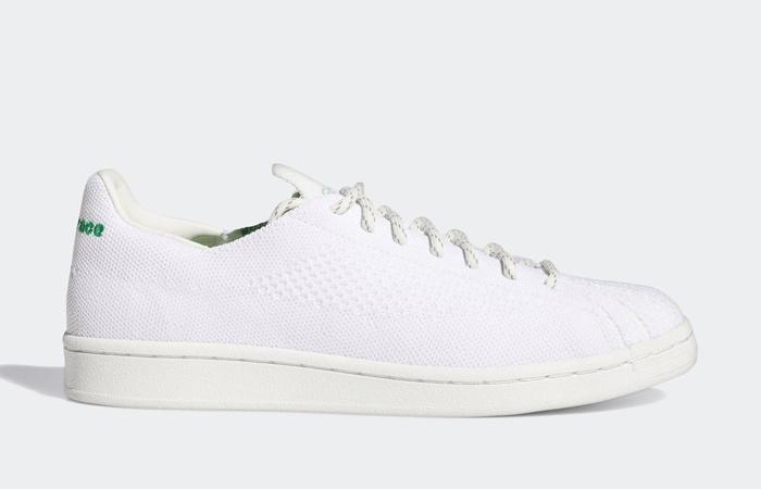 Pharrell adidas Superstar Primeknit Cloud White GX0194 03
