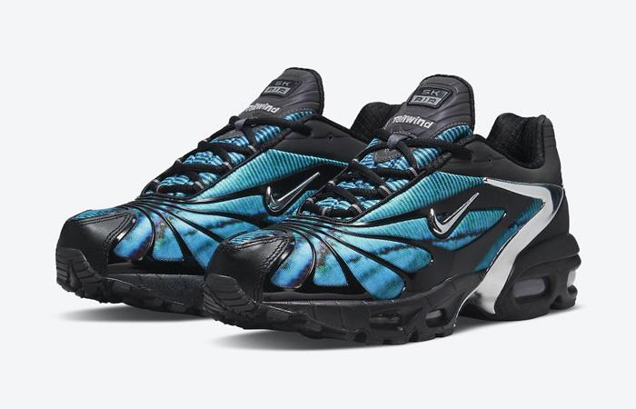 Skepta Nike Air Max Tailwind V Chrome Blue CQ8714-001 05