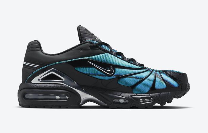 Skepta Nike Air Max Tailwind V Chrome Blue CQ8714-001 06