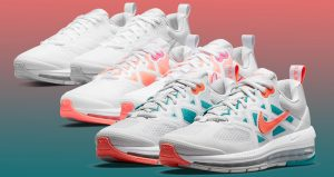 The Nike Air Max Genome Pack Is Coming In Three Colourways