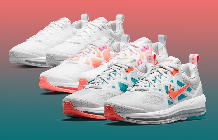 The Nike Air Max Genome Pack Is Coming In Three Colourways ft