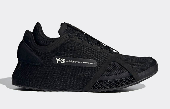 adidas Y-3 Runner 4D IO Black FZ4502 03