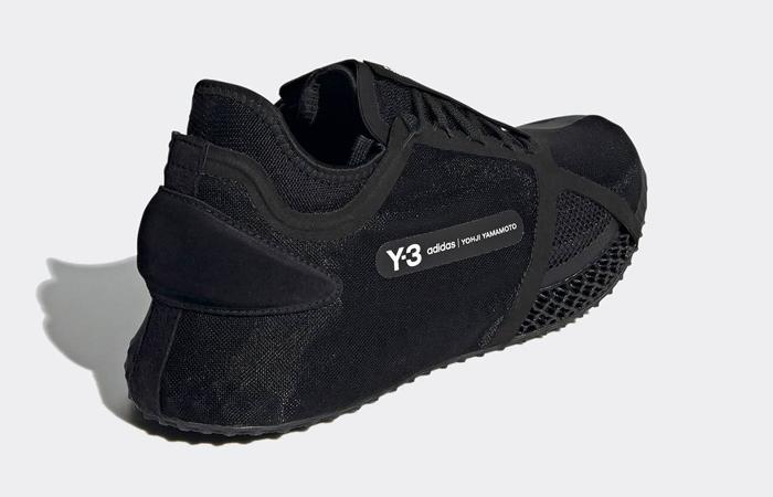 adidas Y-3 Runner 4D IO Black FZ4502 05