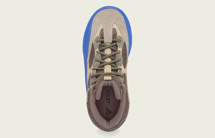 adidas Yeezy Desert Boot Taupe Blue 04