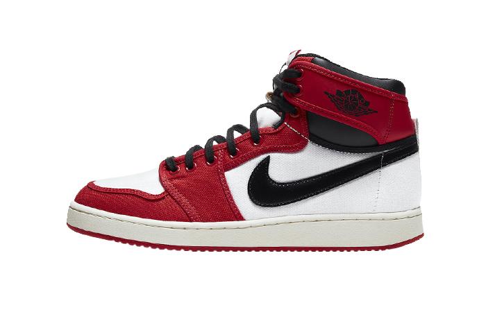 Air Jordan 1 AJKO Chicago Red White DA9089-100 01