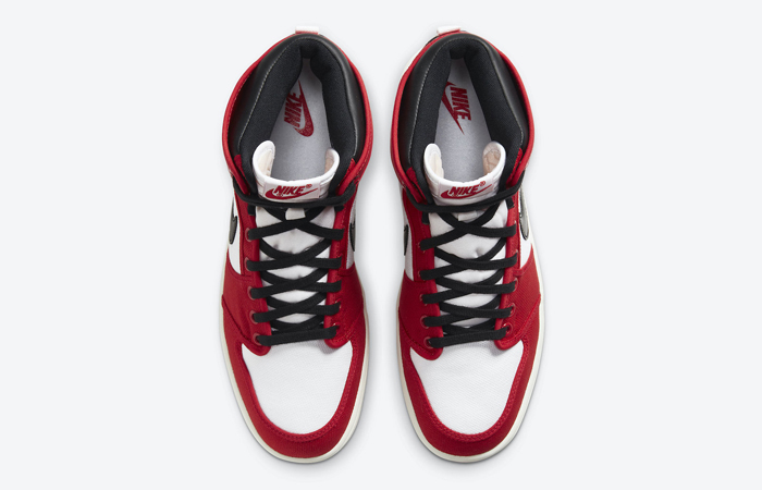 Air Jordan 1 AJKO Chicago Red White DA9089-100 04