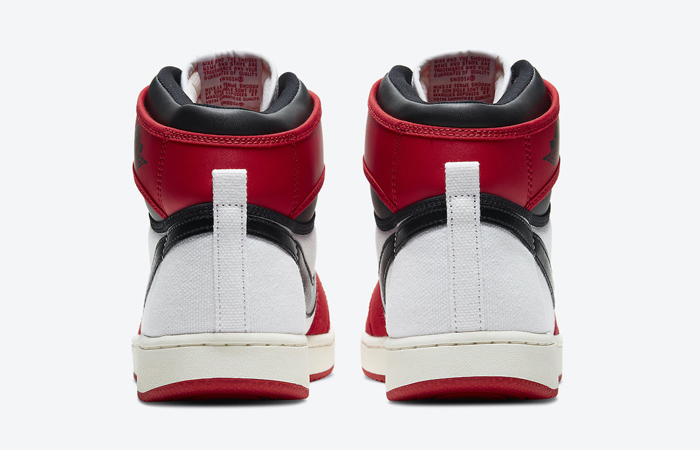 Air Jordan 1 AJKO Chicago Red White DA9089-100 05