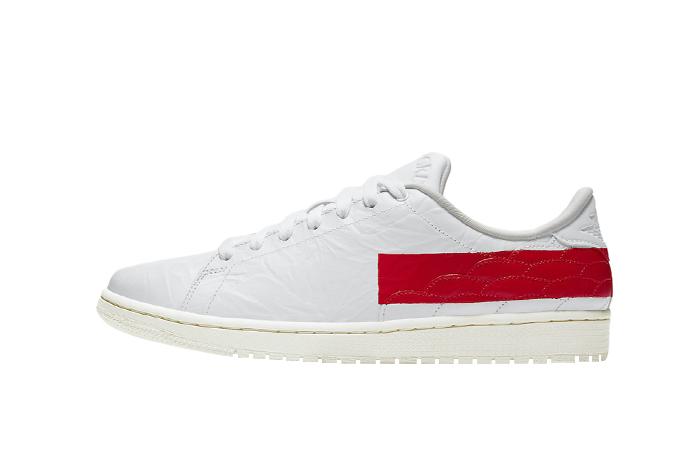 Air Jordan 1 Centre Court White University Red DJ2756-101 01