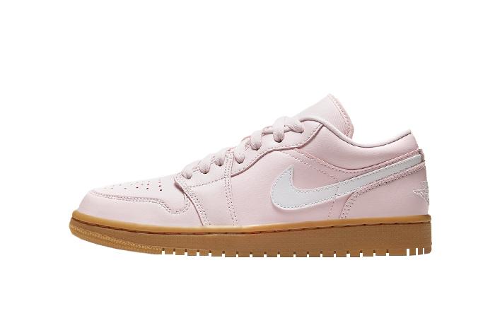 Air Jordan 1 Low Arctic Pink Gum Womens DC0774-601 01