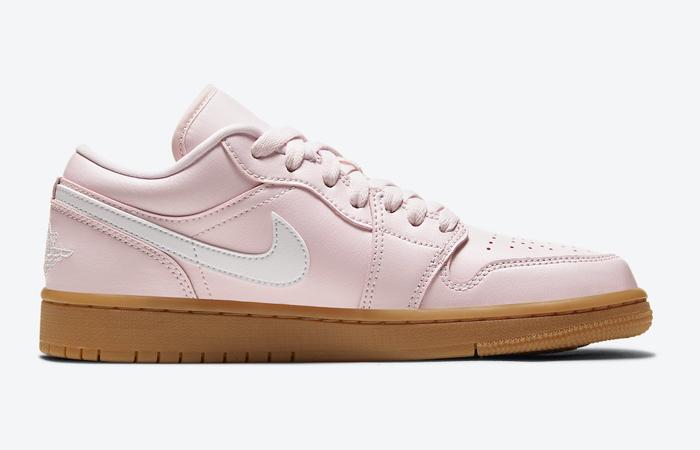 Air Jordan 1 Low Arctic Pink Gum Womens DC0774-601 03