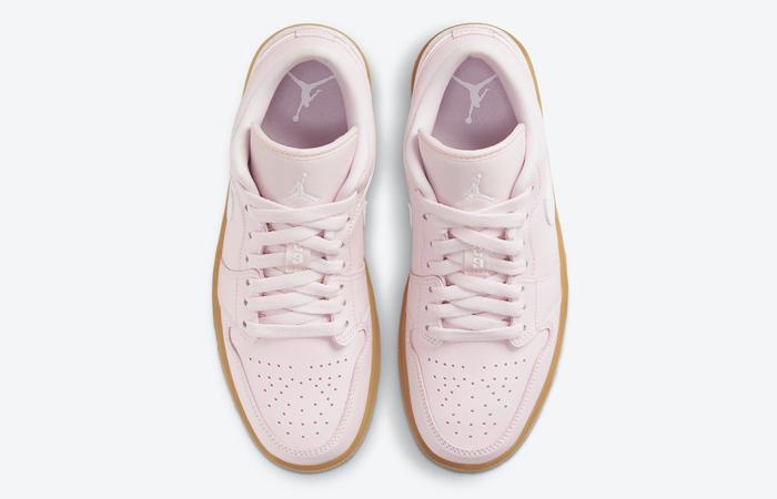 Air Jordan 1 Low Arctic Pink Gum Womens DC0774-601 04