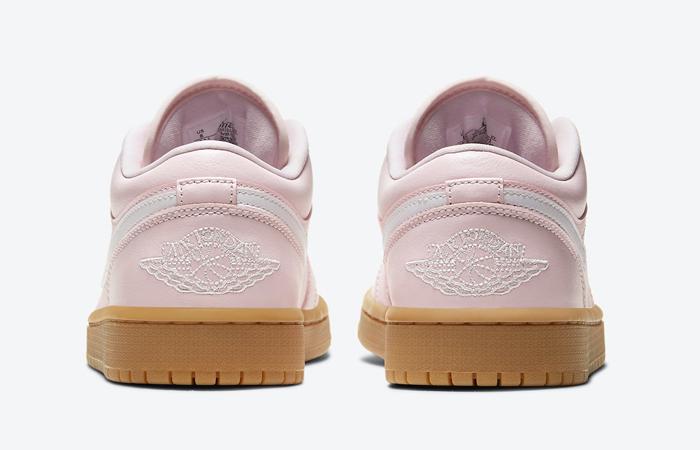 Air Jordan 1 Low Arctic Pink Gum Womens DC0774-601 05