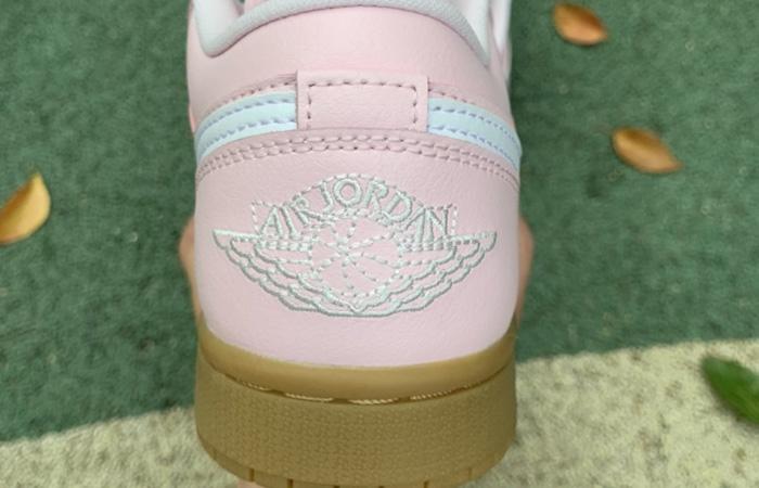 Air Jordan 1 Low Arctic Pink Gum Womens DC0774-601 08