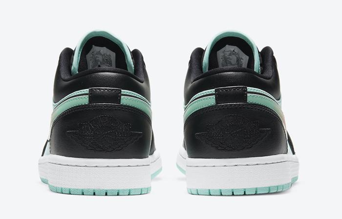 Air Jordan 1 Low Tropical Twist Black CK3022-301 05