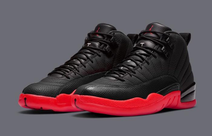 Air Jordan 12 Bright Crimson 02