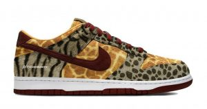 Buying Guide for Nike Dunk Low PRM Animal Pack 2021 01