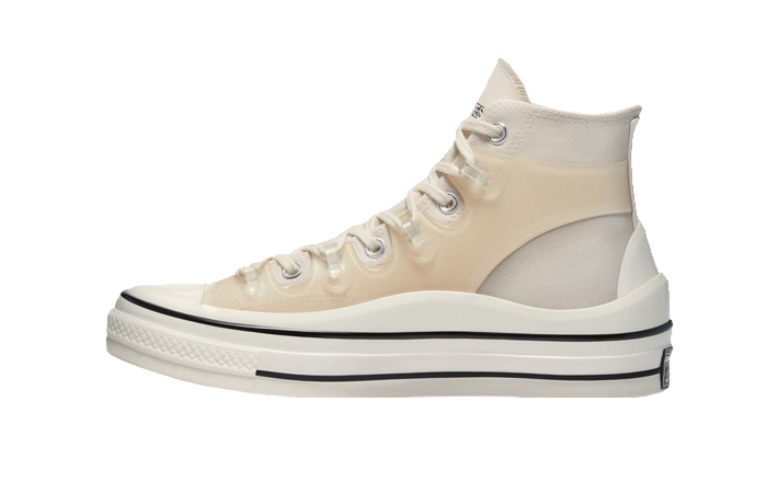 Kim Jones Converse Chuck 70 All Star White 171258C 01