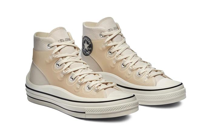 Kim Jones Converse Chuck 70 All Star White 171258C 02