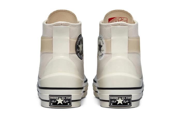 Kim Jones Converse Chuck 70 All Star White 171258C 04