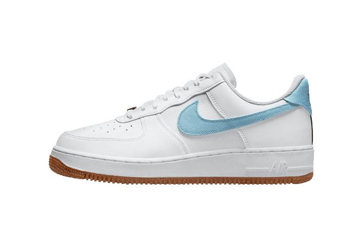 Nike Air Force 1 07 LV8 Indigo CZ0338-100 01