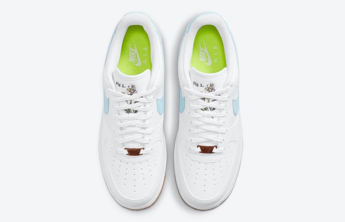 Nike Air Force 1 07 LV8 Indigo CZ0338-100 04