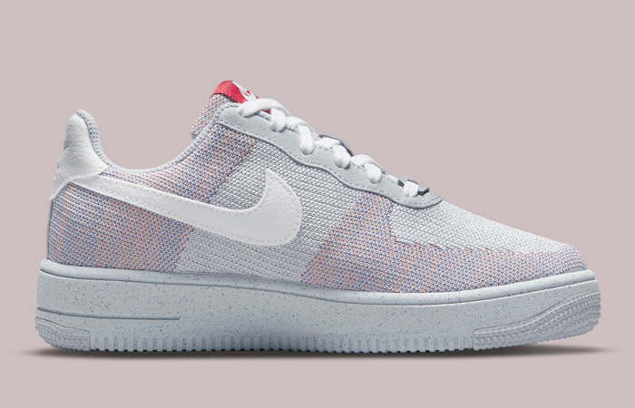 Nike Air Force 1 Crater Flyknit Wolf Grey DC4831-002 03