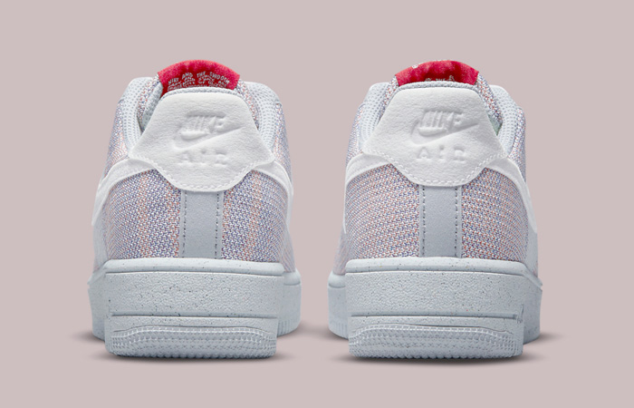 Nike Air Force 1 Crater Flyknit Wolf Grey DC4831-002 05