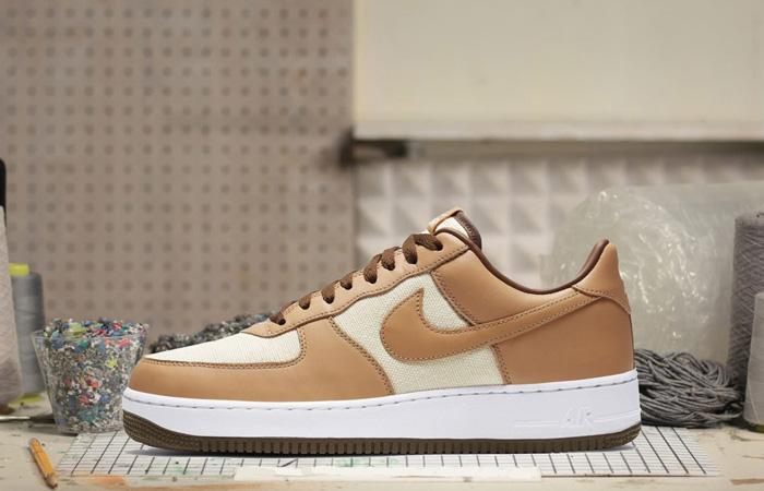 Nike Air Force 1 Low Acorn DJ6395-100 02