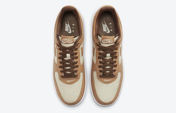 Nike Air Force 1 Low Acorn DJ6395-100 05