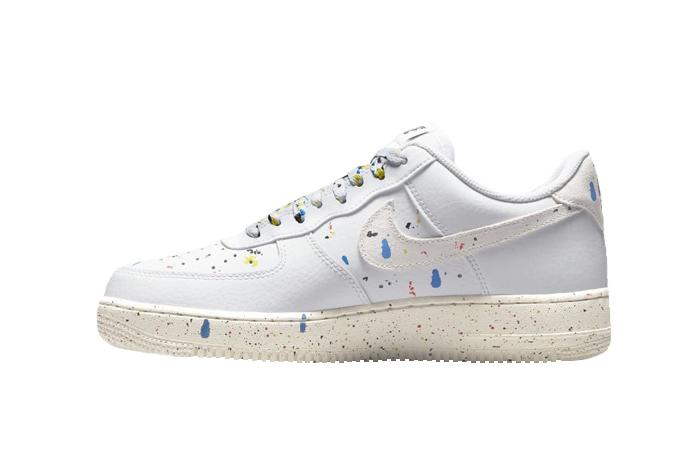 Nike Air Force 1 Low Splatter White CZ0339-100 01