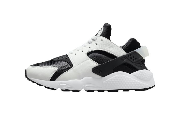 Nike Air Huarache Black White DD1068-001 01