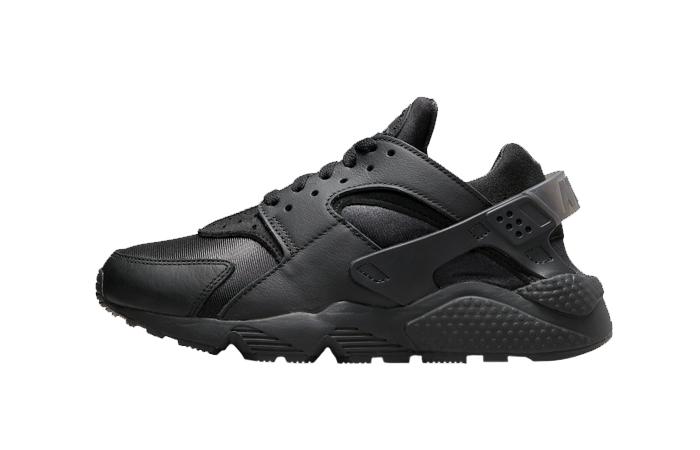 Nike Air Huarache Triple Black DH4439-001 01