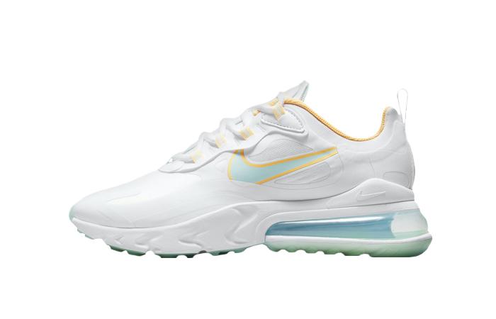 Nike Air Max 270 React White Melon DJ3027-100 01