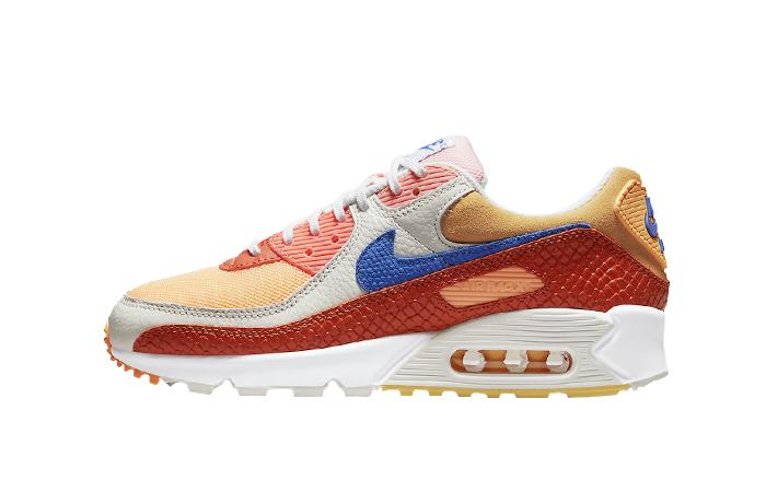 Nike Air Max 90 Snakeskin Multi DJ8517-800 01