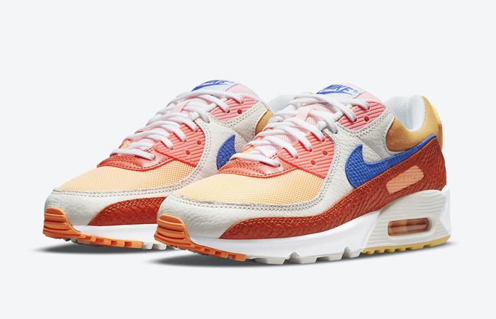Nike Air Max 90 Snakeskin Multi DJ8517-800 02