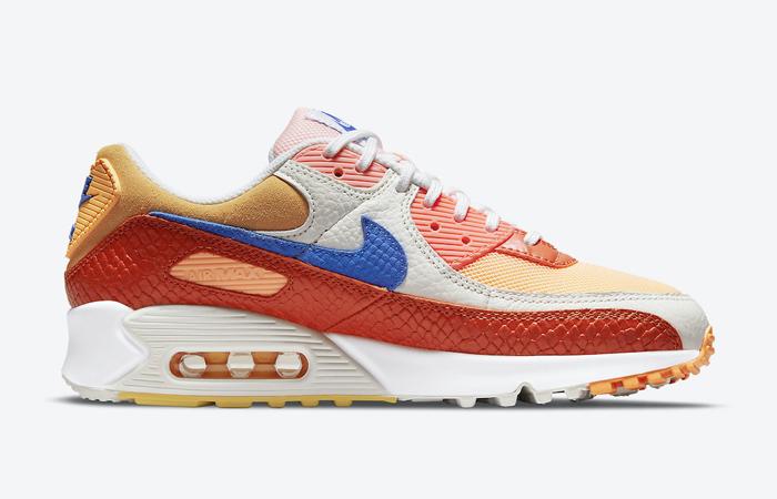 Nike Air Max 90 Snakeskin Multi DJ8517-800 03