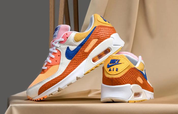 Nike Air Max 90 Snakeskin Multi DJ8517-800 06