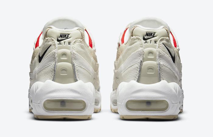 Nike Air Max 95 Coconut Milk Red DJ6903-100 05
