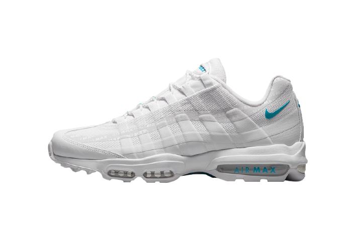 Nike Air Max 95 Ultra White Glacier Blue DM2815-100 01