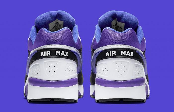 Nike Air Max BW Matte Black Persian Violet DJ6124-001 04