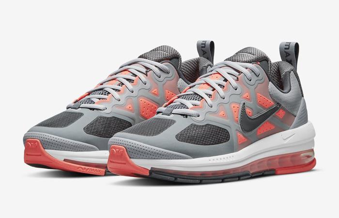Nike Air Max Genome Grey CW1648-004 02