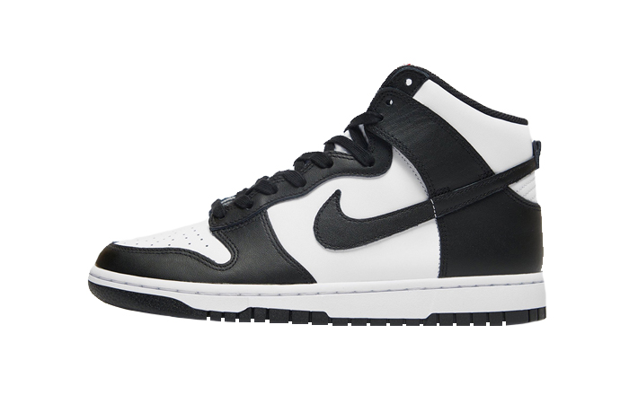 Nike Dunk High Black White DD1869-103 01